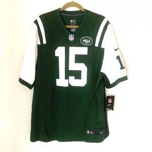 Nike Tebow Jersey NFL Jets Short Sleeve #15 Sz XL